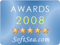 SoftSea Award 5 stars