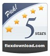 FlexDownload 5 star pick